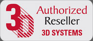 3D Systems - Authorized Reseller
